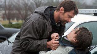 "Hugh Jackman et Paul Dano dans ""Prisoners"" de Denis Villeneuve  (Tobis Film )"