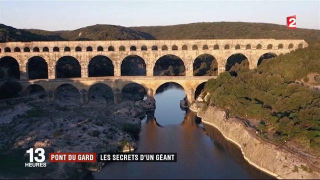Pont du Gard : les secrets du monument