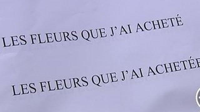 Les Français sont de plus en plus mauvais en orthographe