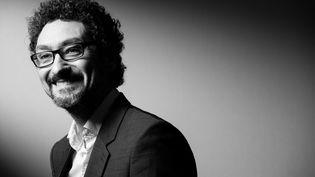 L'écrivain David Foenkinos, le 5 février 2020 à Paris. (JOEL SAGET / AFP)