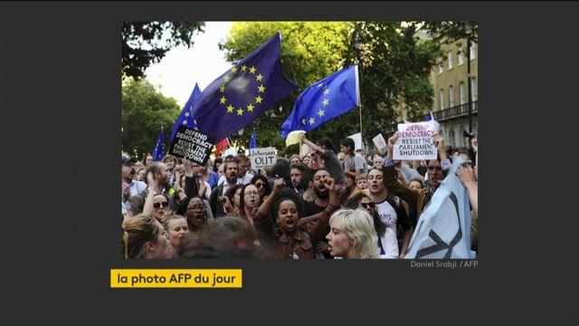 Les anti-Brexit attaquent