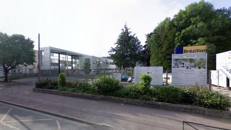 Depuisle début du mois deseptembre 2016, trois épisodes de violences se sont produits aux abords du lycée professionnel Hélène-Boucher, à Tremblay-en-France (Seine-Saint-Denis). (GOOGLE MAPS)