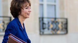 La ministre des Affaires sociales, Marisol Touraine, le 22 septembre 2016 à l'Elysée. (YANN KORBI / CITIZENSIDE / AFP)