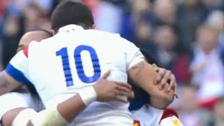 Samedi 23 février, le XV de France a signé une belle victoire contre l'Écosse (27-10) après un début de tournoi très compliqué. (CAPTURE D'ÉCRAN FRANCE 3)