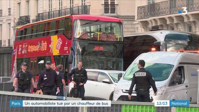 Paris : un homme meurt écrasé après une querelle entre automobilistes