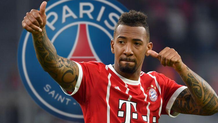L'entourage du joueur a discuté avec le club parisien.  (FRANKHOERMANN/SVEN SIMON / SVEN SIMON)