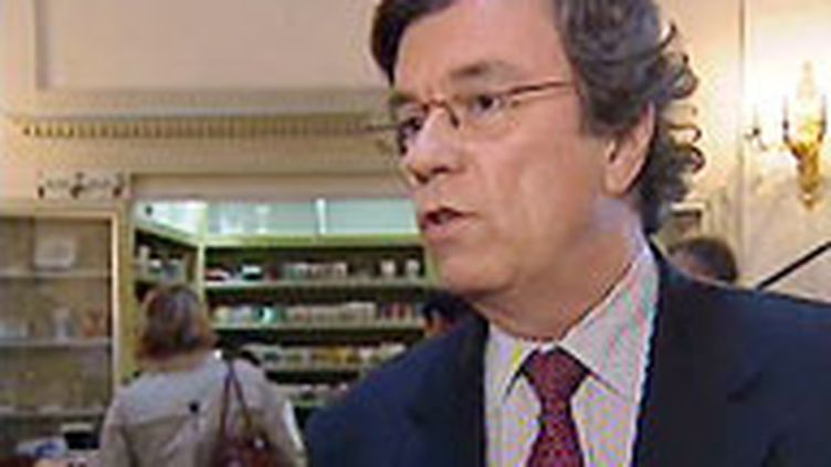 Claude Evin a donné son nom à la loi Evin interdisant notamment la publicité télévisée pour les boissons alcoolisées. (© F2)
