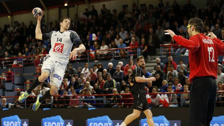 Kentin Mahé (Equipe de France) (THOMAS SAMSON / AFP)