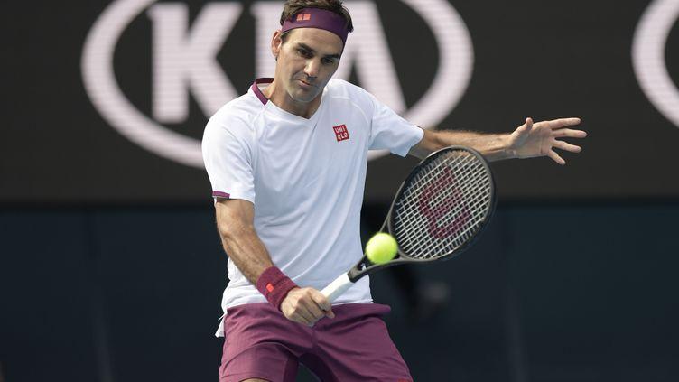 Roger Federer participerait à son 22e Open d'Australie  (RECEP SAKAR / ANADOLU AGENCY)