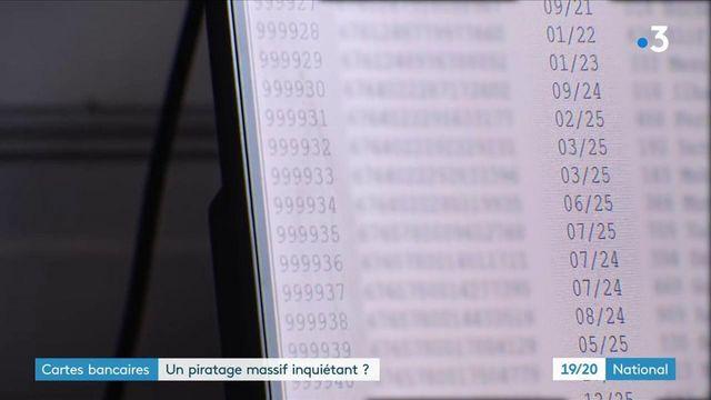 Carte bancaire : un piratage massif touche 40 000 Français