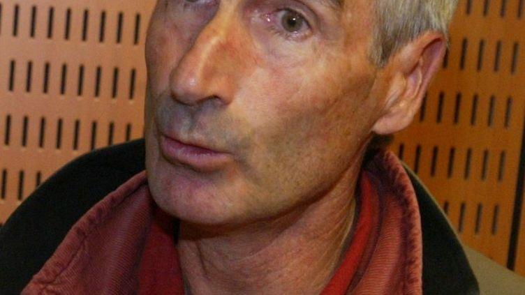 Hervé Gourdel, randonneur originaire de Nice (Alpes-Maritimes), enlevé dimanche 21 septembre 2014,par un groupe jihadiste en Algérie, photographié ici en 2011. (MAXPPP)