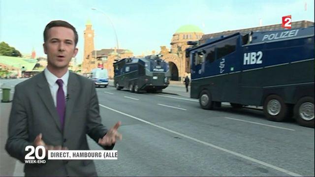 G20 : Hambourg, ville en état de siège ?