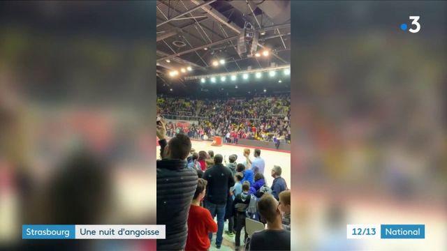 Attaque à Strasbourg : récit d'une nuit d'angoisse