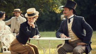 "Keira Knightley et Dominic West dans ""Colette"" de Wash Westmoreland  (Mars Films )"
