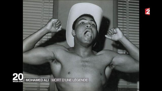 Mohamed Ali, la légende sportive