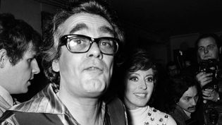 Michel Legrand en 1972  (STRINGER / AFP)