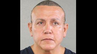 Cesar Sayoc, sur une photo prise après son arrestation, le 26 octobre 2018 en Floride. (BROWARD COUNTY SHERIIF'S OFFICE / AFP)