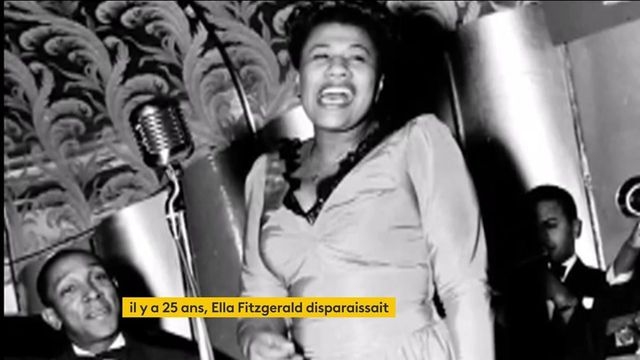 Musique : Ella Fitzgerald, une légende qui s'est éteinte il y a 25 ans