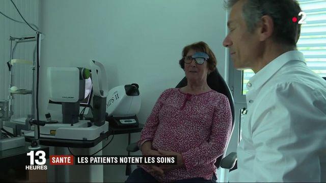 Santé : quand les patients évaluent les médecins