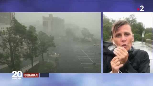 """Ouragan Florence : """"la Caroline du nord sera littéralement sous les eaux"""""""