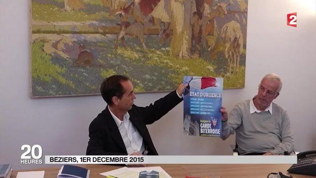 "Béziers : la ""garde biterroise"" de Robert Ménard suspendue"