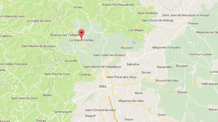 La Grand-Combe (Gard). (GOOGLE MAPS)