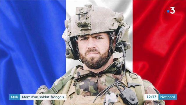 Mali : Maxime Blasco, un soldat français, a été tué
