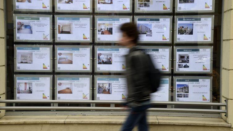 La loi Elan entrée en vigueur le 25 novembre dernier prévoit à nouveau un encadrement des loyers, notamment à Paris (MAXPPP)