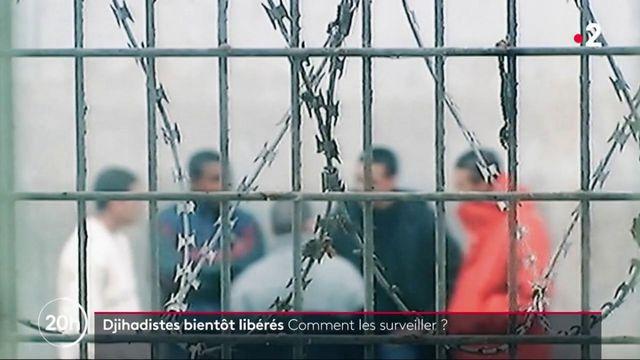 Jihadistes libérés de prison : comment les surveiller ?