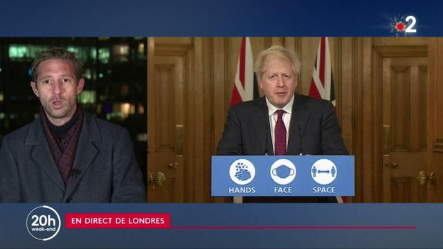Coronavirus : le Royaume-Uni reconfine une partie du pays