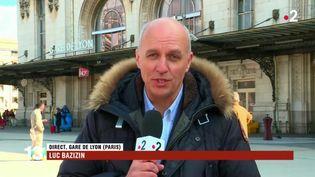 La grève touchera tous les secteurs de la fonction publique  (FRANCE 2)