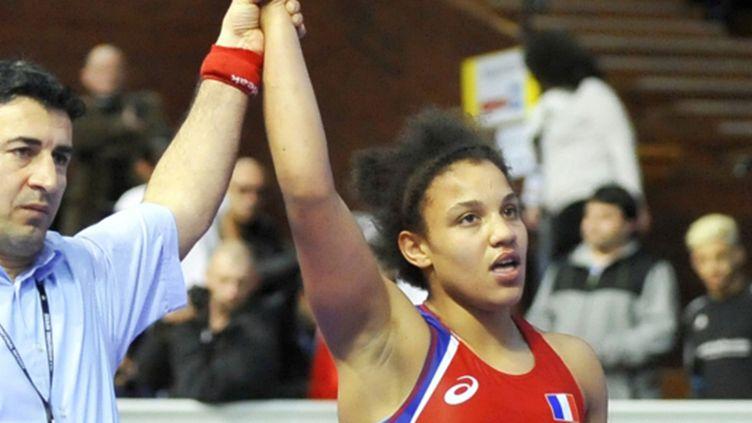 Koumba Larroque, championne du monde juniors à Mâcon