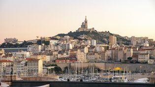 La ville de Marseille (Bouches-du-Rhône), le 7 janvier 2019. (GARDEL BERTRAND / HEMIS.FR / AFP)