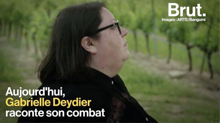 """VIDEO. """"Je pense qu'il est urgent que les gros se montrent"""" : le combat de Gabrielle Deydier contre la grossophobie (BRUT)"""