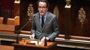 Gilles Le Gendre, président du groupe La République en marche à l'Assemblée nationale. (DAVID NIVIERE / POOL)