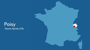 Poisy en Haute-Savoie (74) (FRANCEINFO / STEPHANIE BERLU)