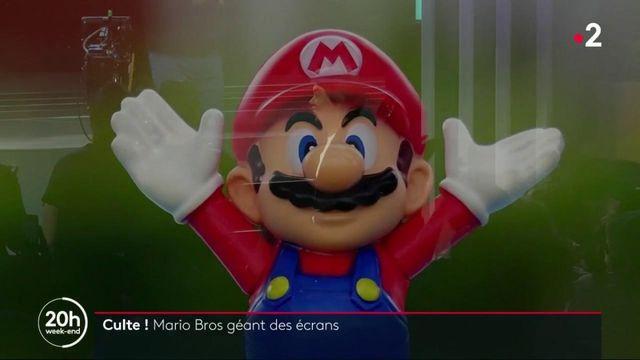 Mario : le succès fou du plombier italo-américain