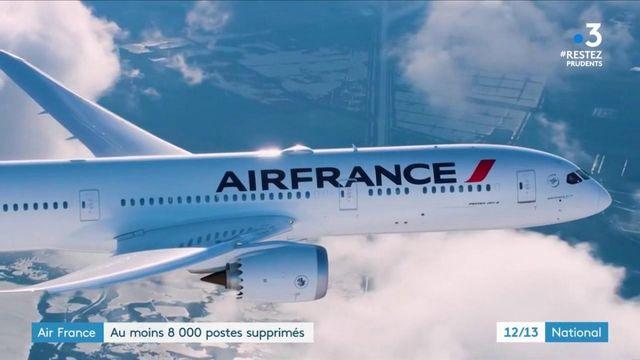 Air France : le plan de restructuration inquiète