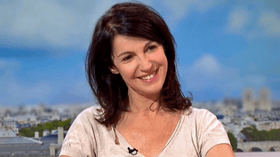 """Zabou Breitman invitée de France 2 pour """"Journal de ma nouvelle oreille""""  (France 2 / Culturebox)"""