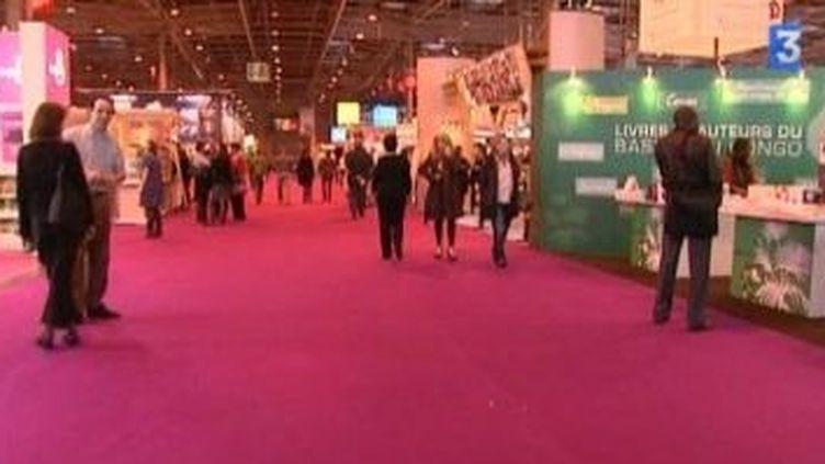 Salon du Livre de Paris 2010 : la grogne des éditeurs  (Culturebox)
