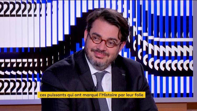 Bruno Fuligni (FRANCEINFO)