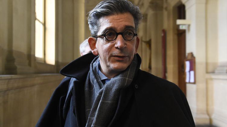 Jean-Marc Fedida,le 1er décembre 2016, à Paris. (BERTRAND GUAY / AFP)