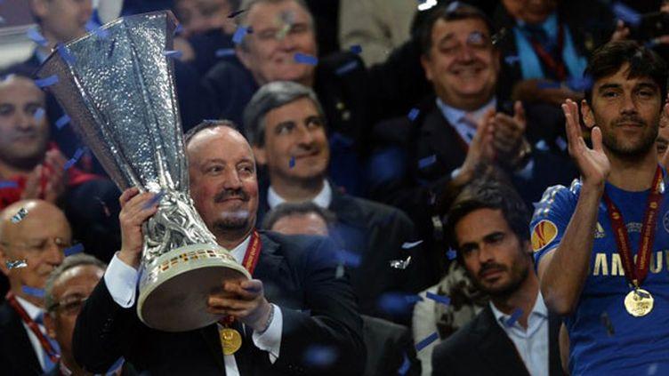 L'entraîneur de Chelsea Rafael Benitez