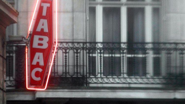 Le gérant du bar-tabac, Le Clovis à Reims (Marne) a décidé d'attaquer l'Etat en justice à cause du plan Vigipirate.  (MAXPPP)