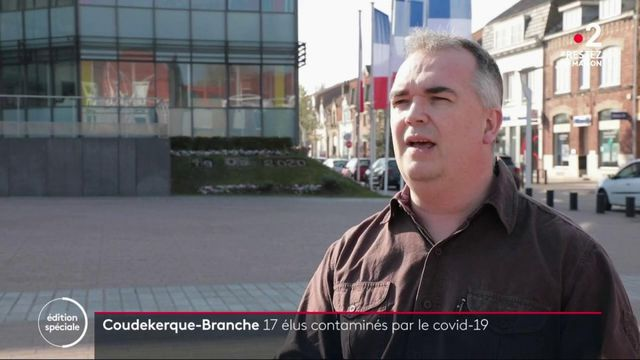 Coronavirus : 17 élus contaminés dans le Nord