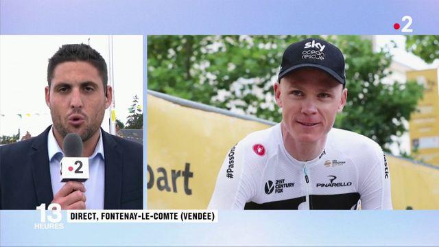 Tour de France : Chris Froome sifflé lors de la présentation des équipes