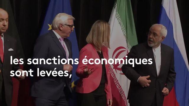 Accord sur le nucléaire: La colère de l'Iran