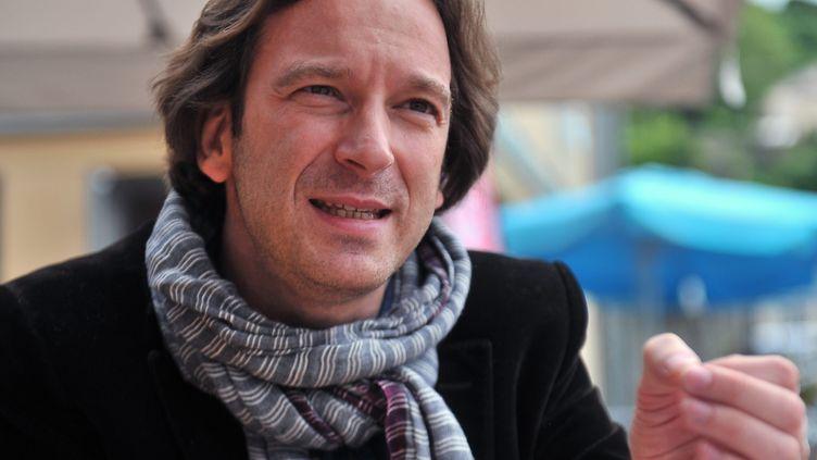 (© François Busnel propose La Grande Librairie depuis 6 saisons sur France 5)