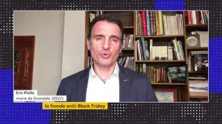 Eric Piolle (EELV) (FRANCEINFO)