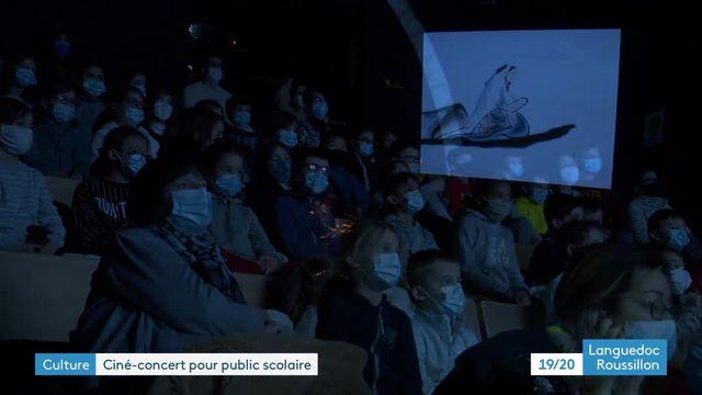 Ciné concert à Mende